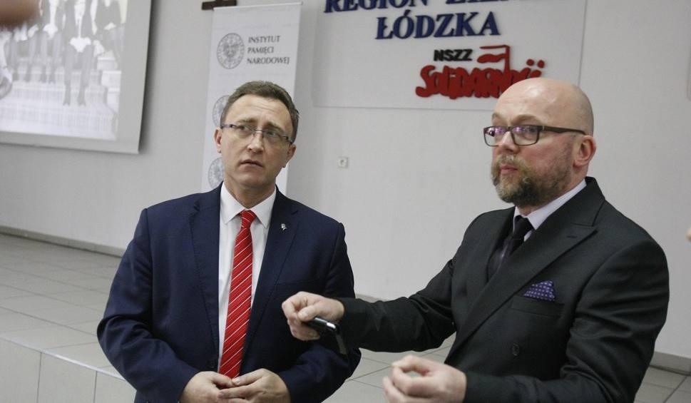 Film do artykułu: Krzyże Wolności i Solidarności dla działaczy opozycji z Łodzi [ZDJĘCIA, FILM]