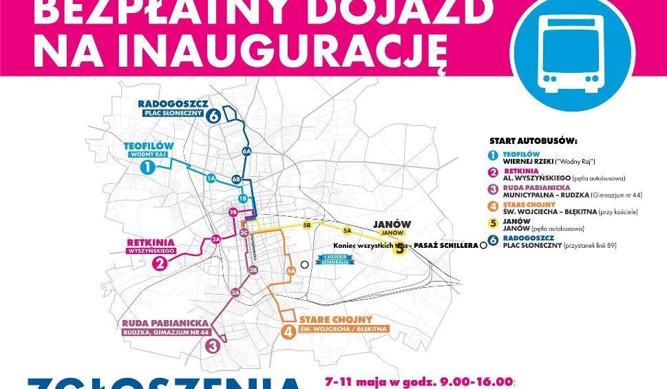 Film do artykułu: V Łódzkie Senioralia. Bezpłatne autobusy na inaugurację 13 maja: trasy, przystanki
