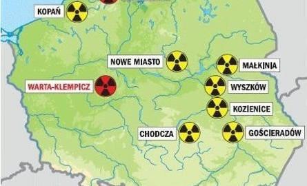 Elektrownia jądrowa w pobliżu Ostrołęki? Zobacz gdzie (mapa)