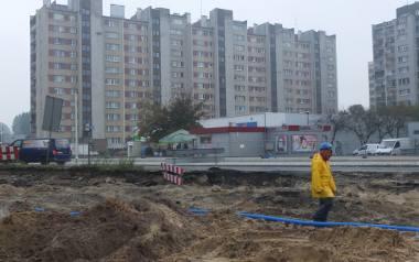 Niemodlińska w Opolu będzie rozkopana nawet do stycznia