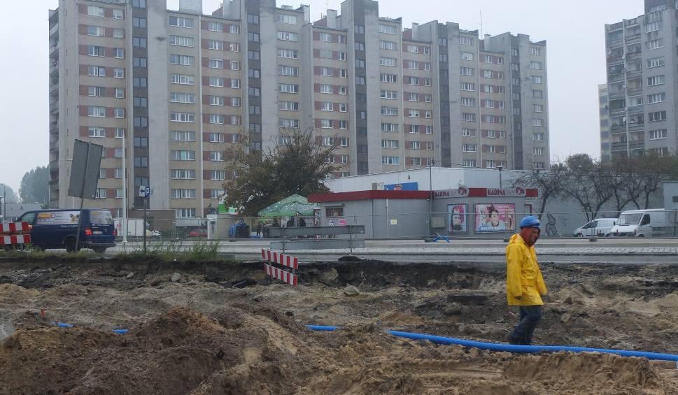 Film do artykułu: Niemodlińska w Opolu będzie rozkopana nawet do stycznia