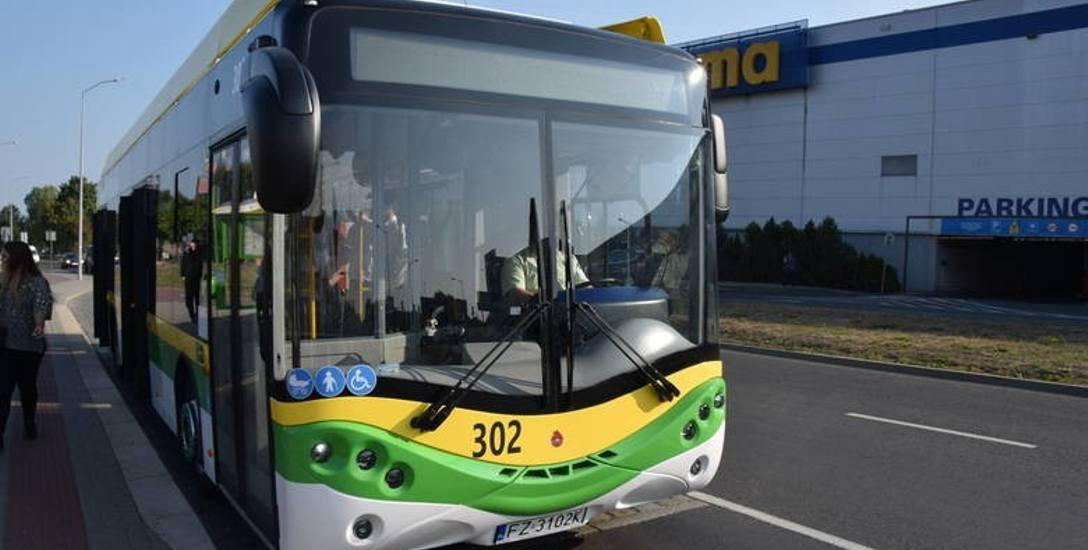Zielona Góra dsyponuje obecnie 43 autobusami elektrycznymi