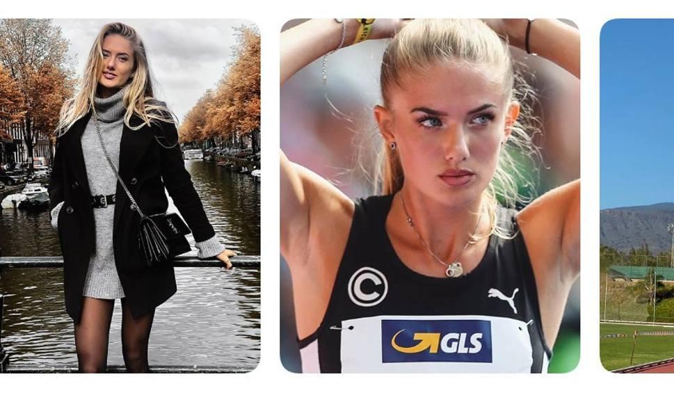 Film do artykułu: Alica Schmidt to nietuzinkowej urody biegaczka niemiecka, która zdaniem wielu jest jedną z najseksowniejszych lekkoatletek świata