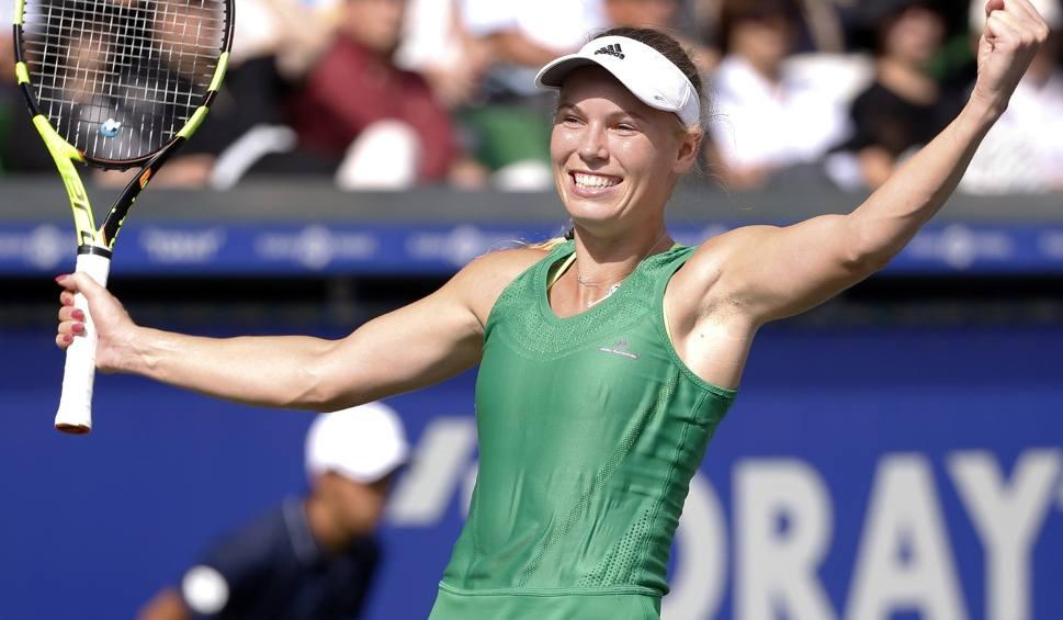 Film do artykułu: Tenis. Karolina Woźniacki może zakończyć karierę