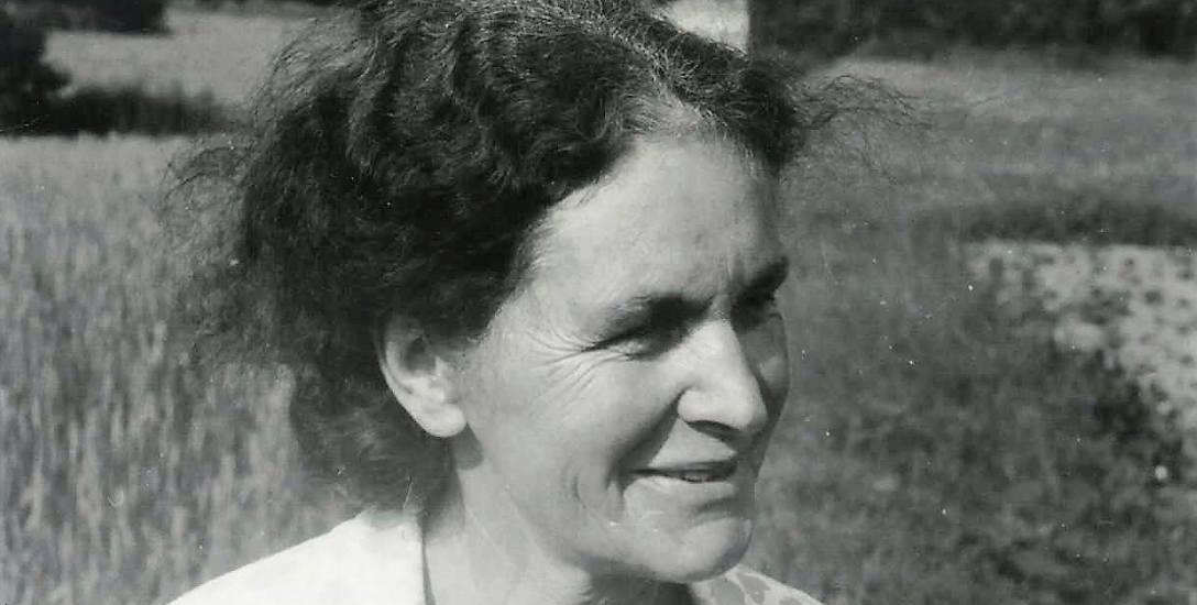 Wanda Wrońska była nie tylko gospodynią na sporym majątku ziemskim. To osoba, która w czasie okupacji pomagała Żydom