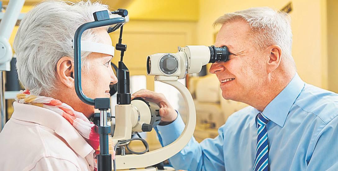 Kolejki na badanie wzroku u pomorskich okulistów są kilkumiesięczne. Na operację zaćmy czeka się średnio trzy lata