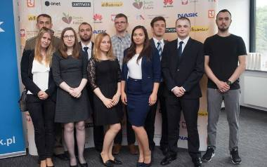 Studentka PG laureatem programu HUAWEI Seeds for the Future 2017