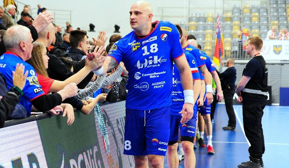 Film do artykułu: PGNiG Superliga. Celem Gwardii Opole utrzymanie tendencji zwyżkowej
