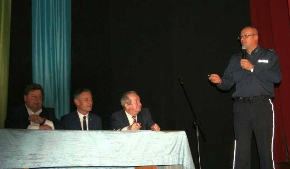 Film do artykułu: W Lipsku będzie kolejna debata o bezpieczeństwie mieszkańców powiatu lipskiego. Zapraszają na nią lipscy policjanci i samorządowcy