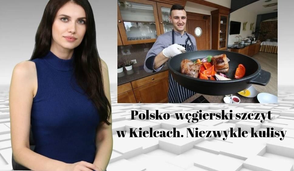 Film do artykułu: Polsko-węgierski szczyt w Kielcach. Niezwykłe kulisy [WIADOMOŚCI]
