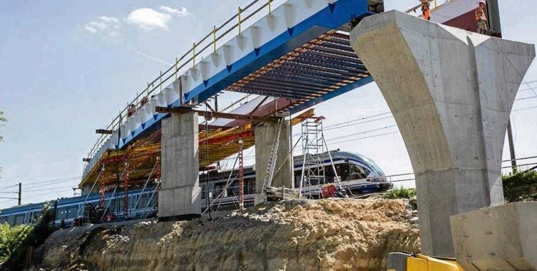 Na czas ŚDM budowa łącznicy kolejowej ma nie być uciążliwa dla ruchu pielgrzymów