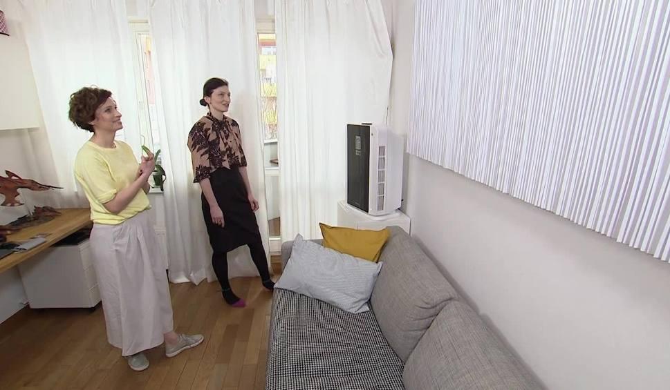 Film do artykułu: Jak urządzić małe mieszkanko. Meble wielofunkcyjne, czyli pomysł na uniknięcie ciasnoty (WIDEO, ZDJĘCIA)
