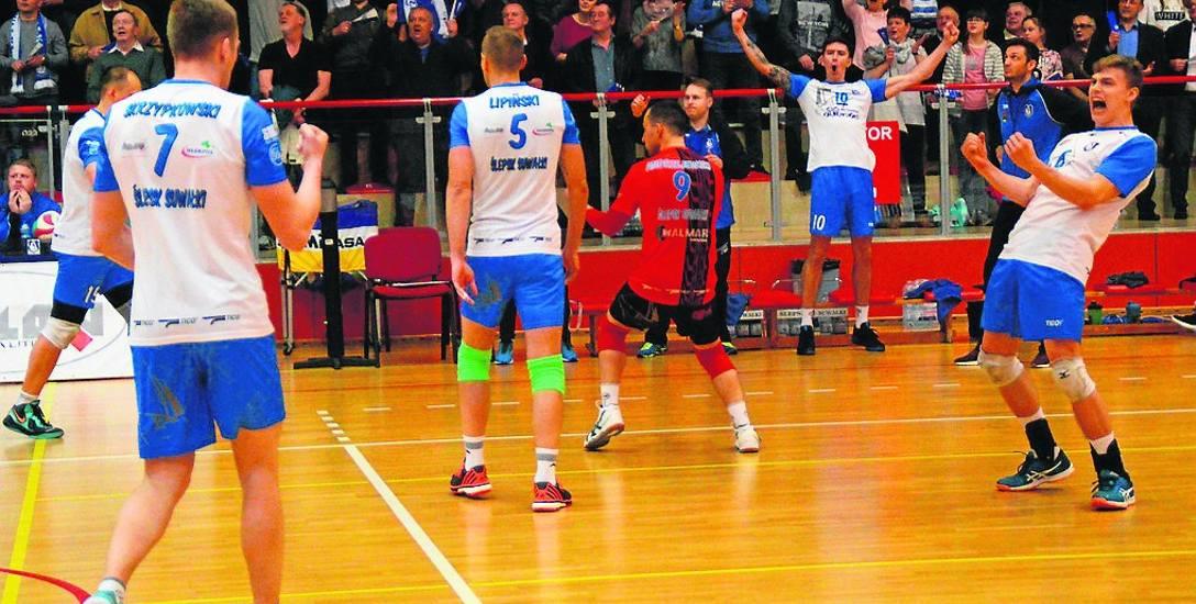 Mają to! Siatkarze Ślepska w swoim 8. sezonie występów w I lidze awansowali do finału play-off