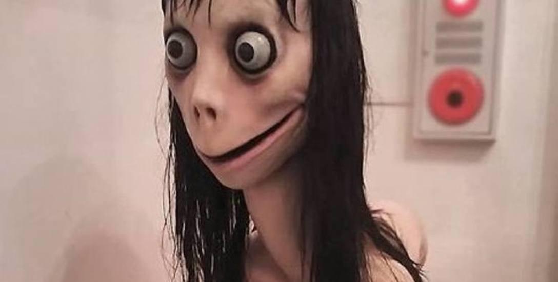 Laleczka Momo i Ognista Wróżka, czyli mroczne oblicze internetu