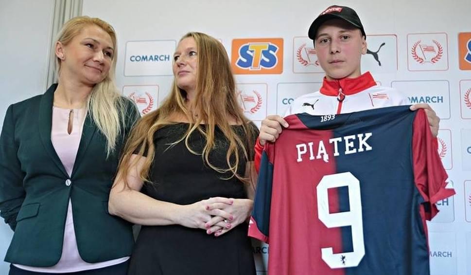 Film do artykułu: Akademia Mistrzów Cracovia podpisała umowę z Genoą