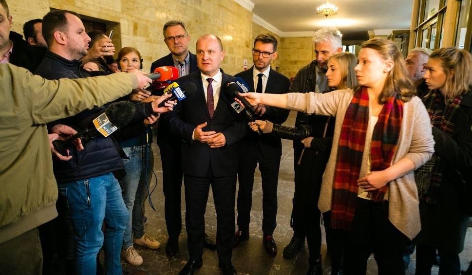 Film do artykułu: Wybory - Szczecin: Plany Piotra Krzystka po wygranej w wyborach [WIDEO]