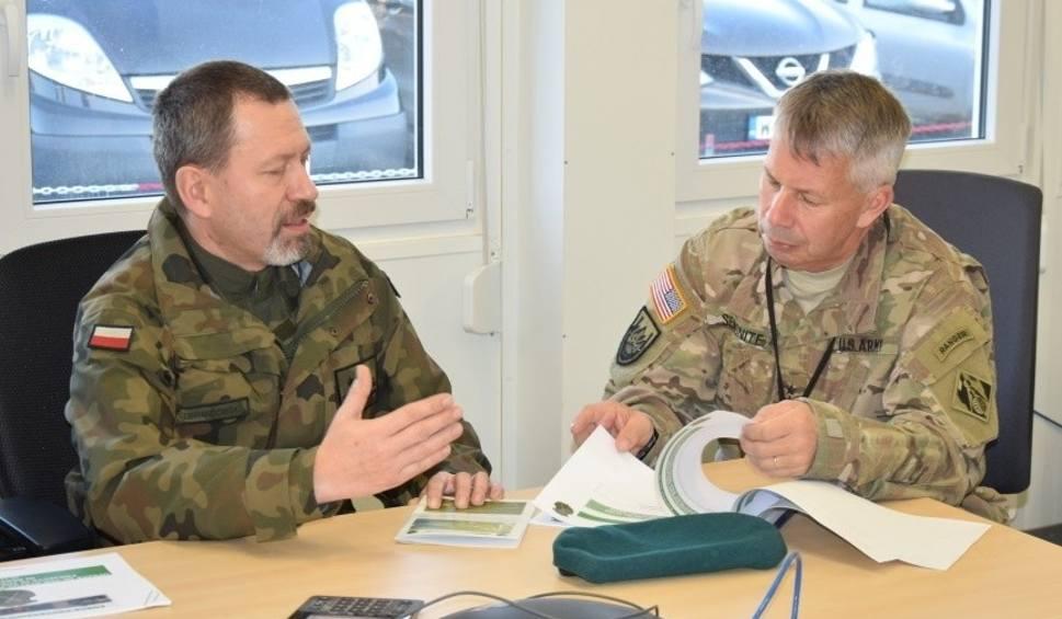 Film do artykułu: Wizyta Dowódcy Korpusu Inżynieryjnego USA w Redzikowie