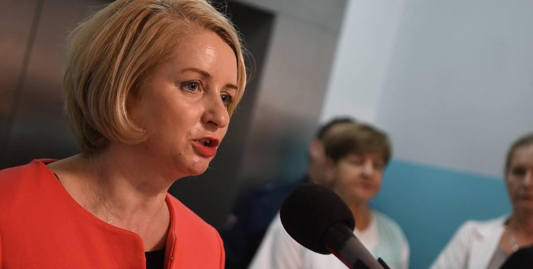 Prezes Nowego Szpitala w Kostrzynie Joanna Pachnicz zaznacza, że największą inwestycją w 2020 r. będzie gruntowny remont bloku operacyjnego.