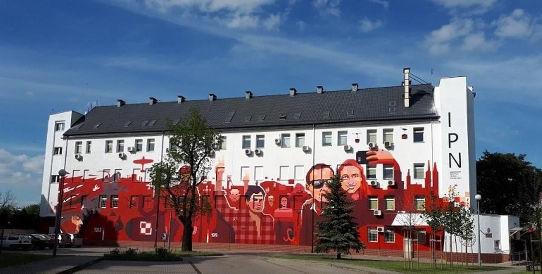 Budynek IPN we Wrocławiu przy ul. Sołtysowickiej