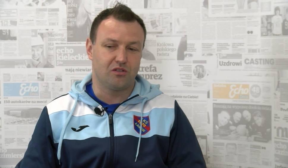Film do artykułu: Jeden na Jeden: Paweł Jaworek o ambicjach ŁKS Georyt Łagów
