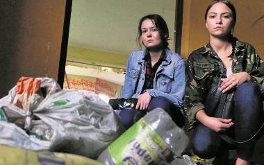Sandra Sikorska (z prawej) i Anna Sobolewska od lat pomagają ludziom wykluczonym społecznie