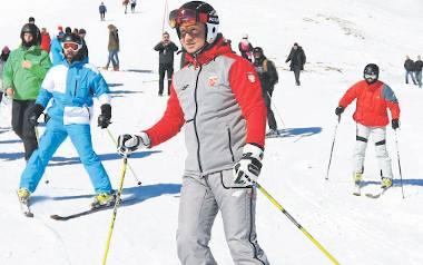 W sezonie zimowym prezydent Andrzej Duda często wyjeżdża na narciarskie stoki.