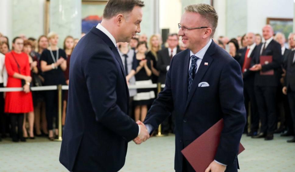 Film do artykułu: Nowi profesorowie z Krakowa. Wśród nich prezydencki minister
