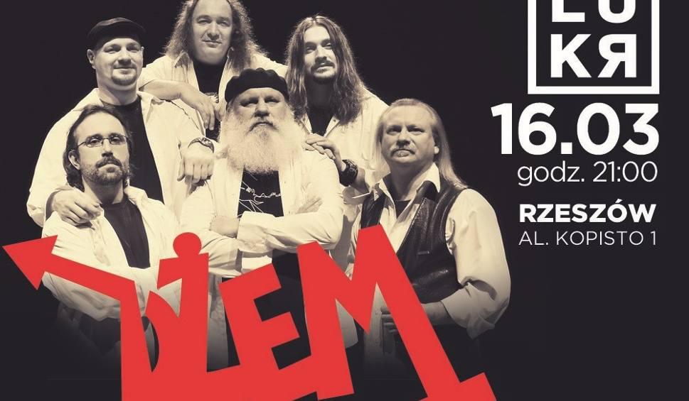 Film do artykułu: Dżem na koncertowej scenie rzeszowskiego klubu Lukr zagra już 16 marca