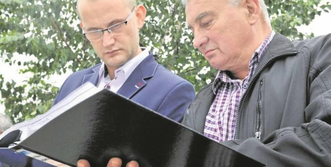 Mieszkańcy osiedli Kaduk i Dąbrówka od wielu lat starają się o regulację potoku Dąbrówka, który zalewa ich posesje