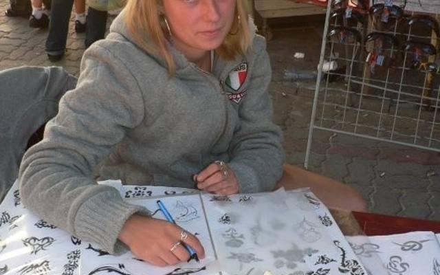 Tatuaż Z Henny Może Być Niebezpieczny Głos Szczeciński