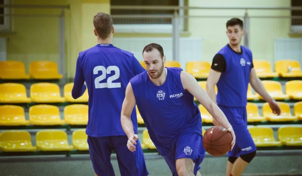 Film do artykułu: [ZDJĘCIA] Duda Sanadze już trenował z Rosą Radom. W niedzielę pomoże drużynie w Lublinie