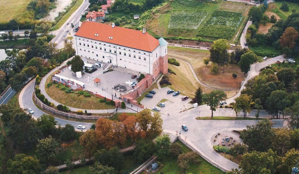Film do artykułu: Tajemnice naszych zamków - Sandomierz - miasto [WIDEO ZDJĘCIA]
