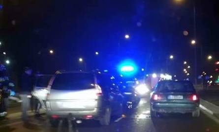 We wtorek wieczorem na ul. Hetmańskiej doszło do karambolu. Zderzyły się cztery samochody, ale na szczęście nikt nie został ranny.