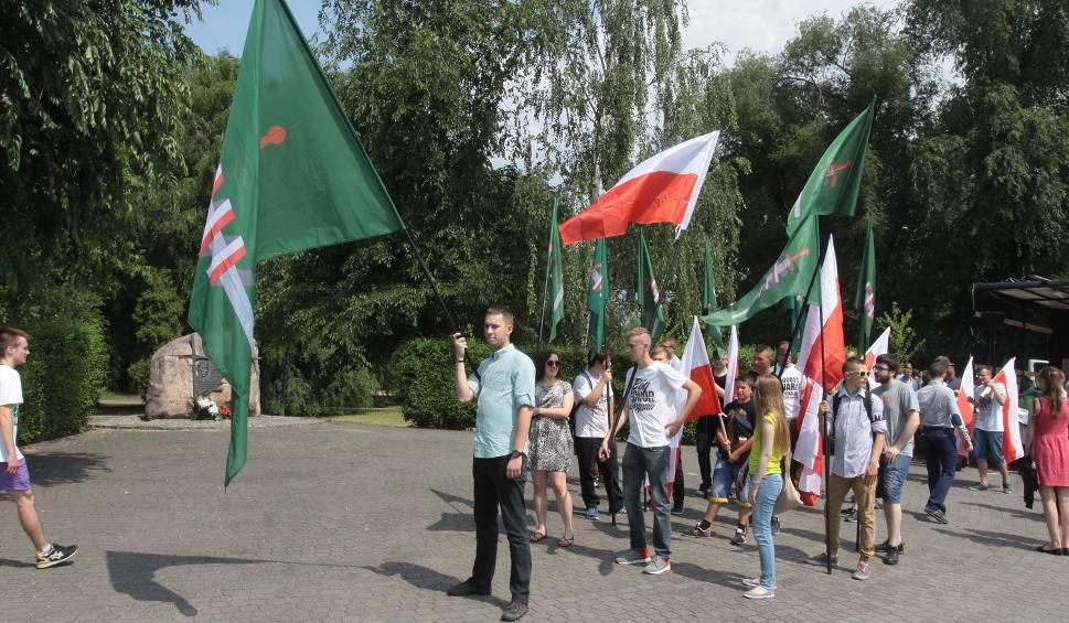 """Film do artykułu: Marsz """"Młodzi dla Czerwca'76"""" w Radomiu"""
