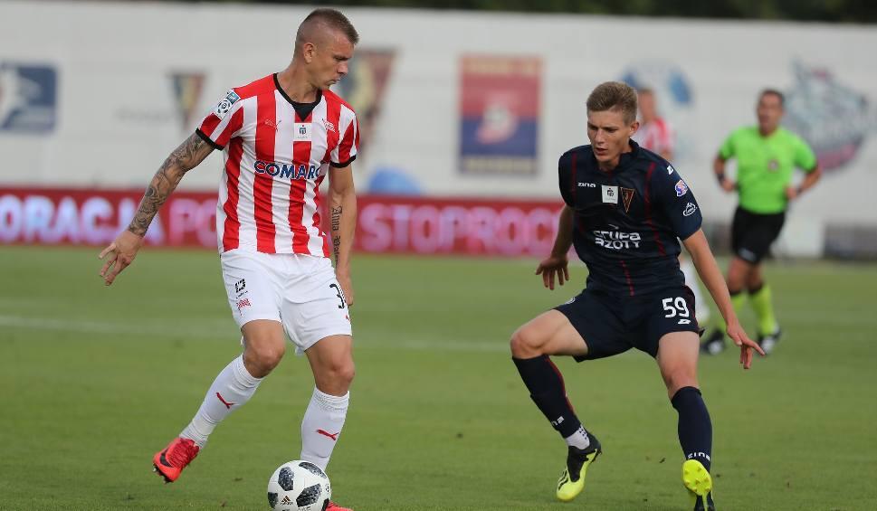 Film do artykułu: Ołeksij Dytiatjew: W Polsce nie ma takich drużyn jak Szachtar czy Dynamo