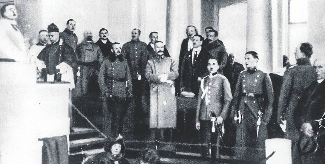 Pierwszy Sejm wolnej Polski