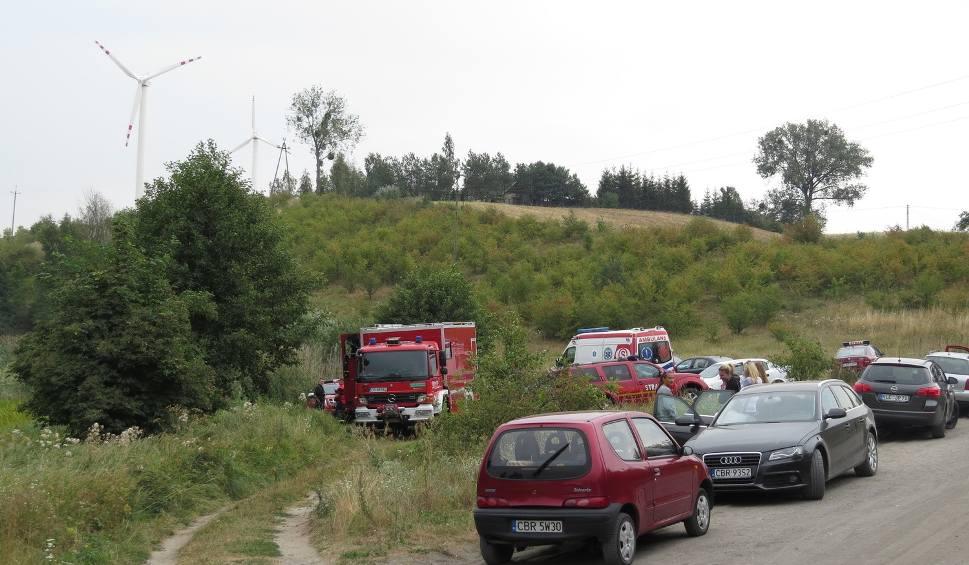 Film do artykułu: W jeziorze w Szczuce znaleziono ciało osiemnastoletniej Klaudii z Brodnicy