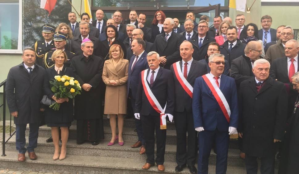 Film do artykułu: Wyjątkowa uroczystość w Staszowie. Patronem miasta jest święty Jan Paweł II [WIDEO, ZDJĘCIA]