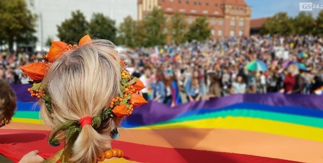 Jestem kim jestem, kocham tak samo. Już za tydzień przez Szczecin przejdzie Marsz Równości