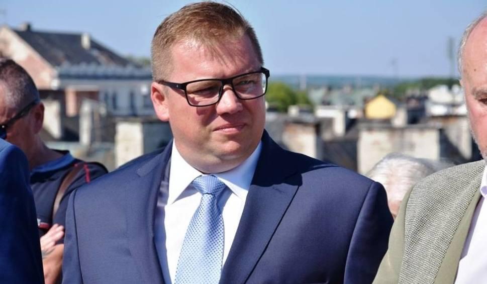 Film do artykułu: Sławomir Ćwik będzie kandydował na prezydenta Zamościa