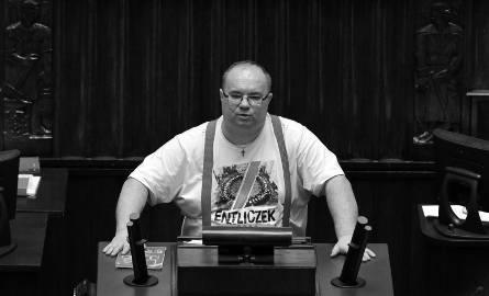 Śmierć Rafała Wójcikowskiego. Przewód hamulcowy w samochodzie posła był uszkodzony