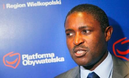 Killion Munyama swój pierwszy mandat poselski uzyskał w 2011 r.