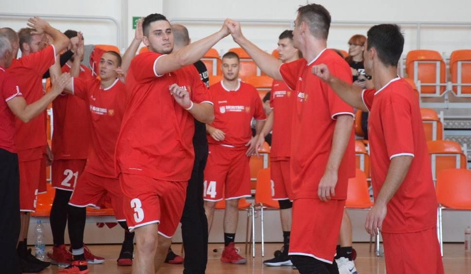 Film do artykułu: II liga koszykarzy. AZS UJK Kielce zagrał najlepszy mecz od lat