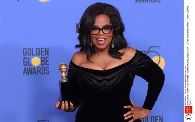 """Oprah Winfrey nie będzie kandydować na prezydenta USA. """"Nie mam odpowiedniego DNA do ubiegania się o ten urząd"""""""