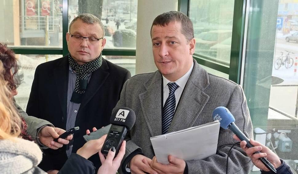 Film do artykułu: Wojewoda uratował radnego. Myszkowski zostanie w radzie miasta