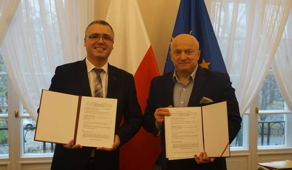 Film do artykułu: Ministerstwo dofinansuje modernizację siłowni, a także budowę boiska wielofunkcyjnego w Tarnobrzegu
