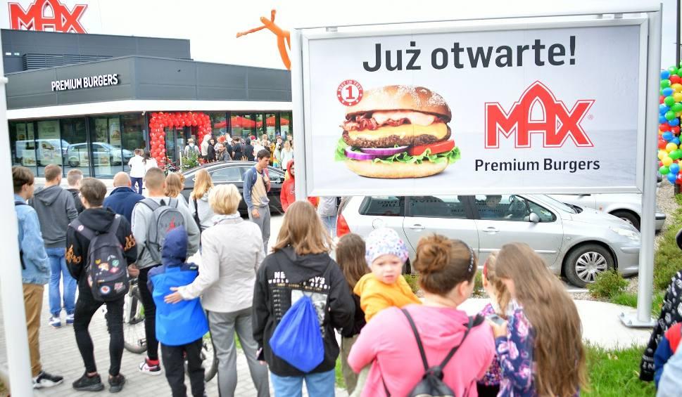 Film do artykułu: Wielkie otwarcie Max Premium Burgers w Radomiu! Zobacz zdjęcia!