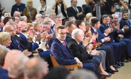 Konwencja Prawa i Sprawiedliwości. PiS ze starym przekazem i nowymi pomysłami?