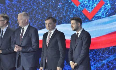 Kraków. Premier Mateusz Morawiecki obiecuje nowe 500 plus