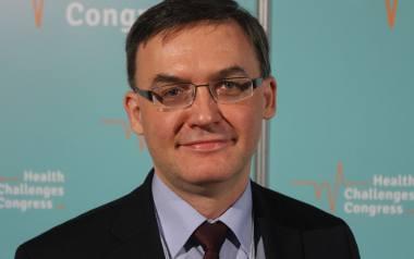 Prof. Konrad Rejdak, z Uniwersytetu Medycznego w Lublinie, lider projektu badania amantadyny.